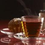 Still life with tea — Stock Photo #1459743