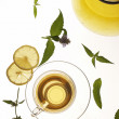 Herbal tea — Stockfoto