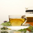 Sanative tea — Stock Photo #1459869