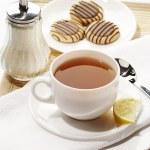 Tea lunch — Stock Photo #1459877