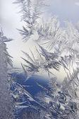 Winter textute — Stock Photo