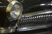 Car's headlight — Stock Photo