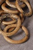 Ring-shaped cracknel — Stock Photo