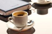 Kaffee-geschäft — Stockfoto