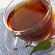 Herbaceous tea - natural drug — Stock Photo
