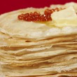 Appetizing pancake — Stock Photo