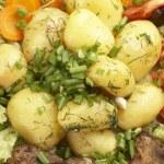 iştah açıcı yemek — Stok fotoğraf