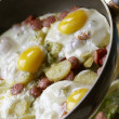 Bacon and eggs — Stock Photo #1463866