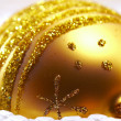 Royalty-Free Stock Photo: Golden ball