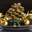 Christmas still life — Stock Photo #1465735