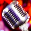 Microphone - Foto Stock