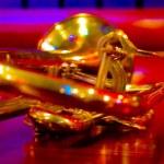 Trumpet — Stock Photo #1467535