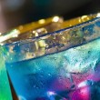 Stock Photo: Colorful cocktail