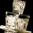 Stock Photo: Ice cocktail