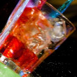 Colorful cocktail — 图库照片