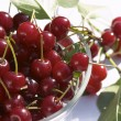 Stock Photo: Cherry