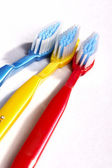 Tooth-brushes — Stock Photo