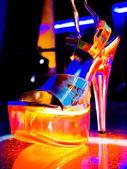 Buty striptiz — Zdjęcie stockowe