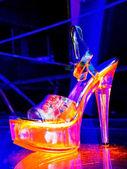 Strip-tease schoenen — Stockfoto