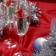 Stock Photo: New year's still life