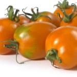 Orange tomato — Stock Photo