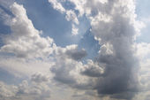 Different clouds — Stock Photo