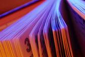 Psaní knihy — Stock fotografie