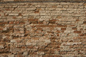 Brick wall — Stock fotografie