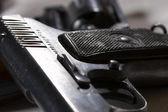 Пистолет — Стоковое фото