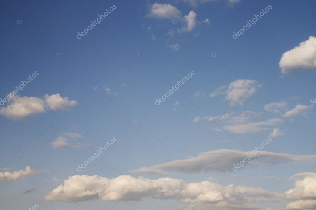 Blue sky  Stock Photo #1474757