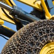 Stock Photo: Chain wheel