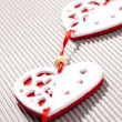 Holiday heart — Foto Stock