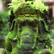 Close up of statue of the Ganesha - Stock Photo