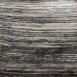 Striped texture of big stone - Stock Photo