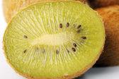 Kiwi fatiado — Fotografia Stock