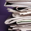 Newspapers — Stock Photo #1220178
