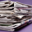 Newspapers — Stock Photo #1225937