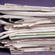 Newspapers — Stock Photo #1228234