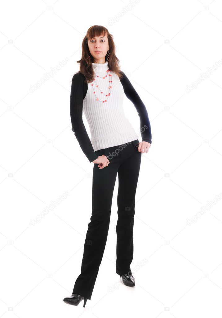 Woman — Stock Photo #1824639