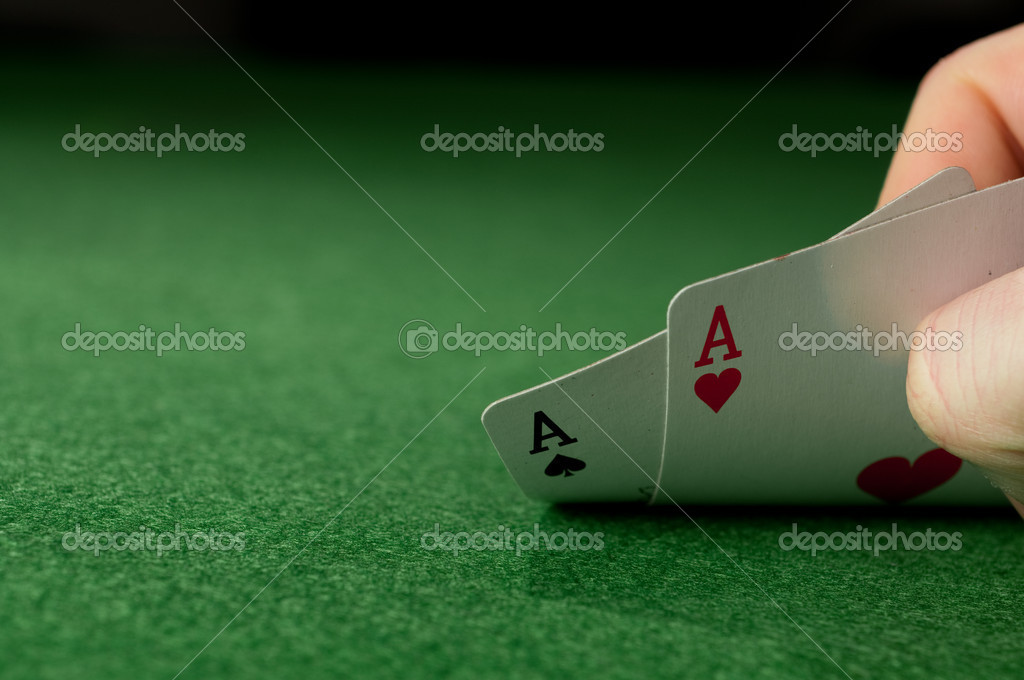 Poker concept — Stock Photo #2318907