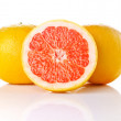 Stock Photo: Grapefruit