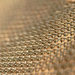 Stock Photo: Iron grid