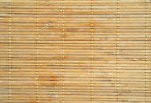 Wicker texture bamboo wood background — Stock Photo