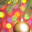 christmas  ball&quot — Stock Photo #1292313