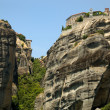 Meteora monastery, Greece — Stock Photo