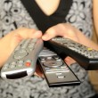 Remote controls - Stock Photo