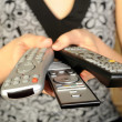 Remote controls — Stock Photo #1300582