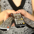 Remote controls — Stock Photo #1300585