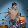 Drummer — Stock Photo #1309745
