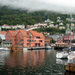 Bay of Bergen - Stock Photo